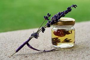 rose aroma oil
