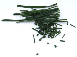 chives for soaps