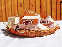 cinnamon used for soap