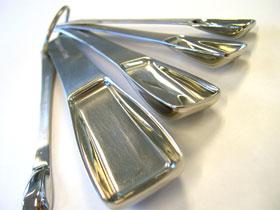 precise measuring spoons